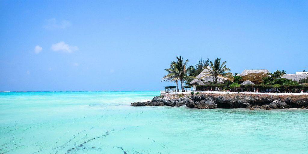 Lodge at beach Zanzibar best beaches in Zanzibar