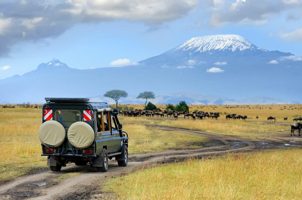 best African countries to visit, Amboseli and Kilimanjaro View
