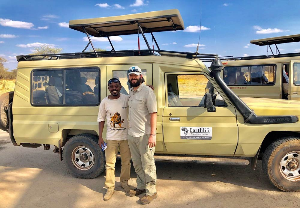 Tanzania Safari With Earthlife Expeditions