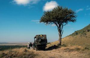 Best camera for safari, Maasai Mara