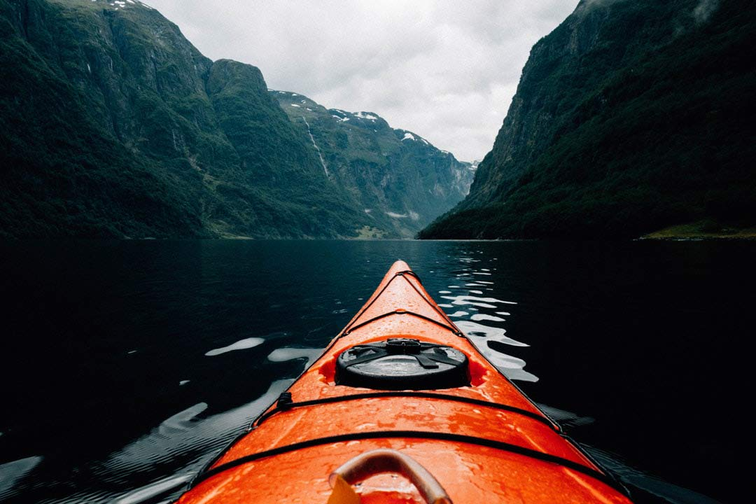 places to go kayaking in Africa