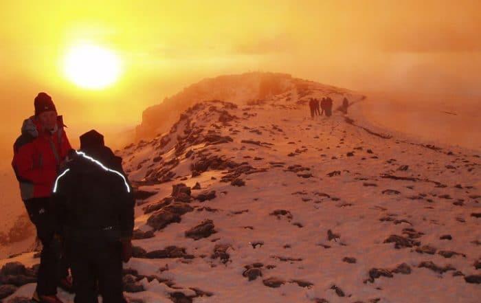 Mount Kilimanjaro Sumit