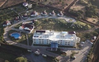 A1 Hotel and Resort Aerial View