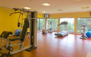 Aberdare Country Club Fitness Room