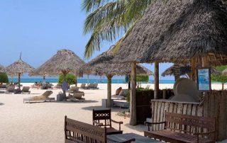 Sundeck at Gold Zanzibar Beach House and Spa