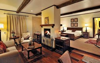 Cottage Sute at The Manor at Ngorongoro