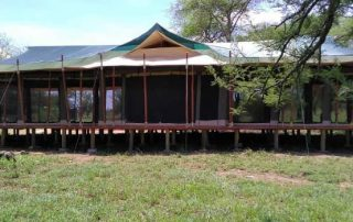 Embalakai Authentic Camps Main Tent