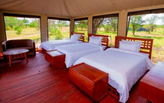 Embalakai Authentic Camps Triple Beds