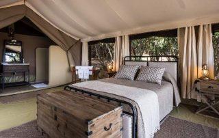 Entim Mara Camp Bathroom View