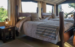 Entim Mara Camp Triple Room