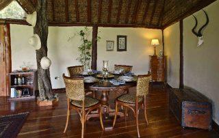 Saruni Mara Family Villa Private Dinner
