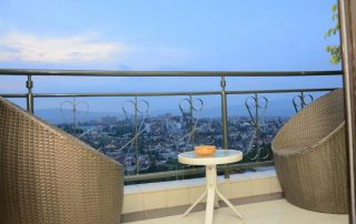 Five to Five Hotel Room Terrace
