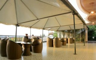 Five to Five Hotel Terrace