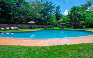 Flamingo Safari Lodge Karatu Swimming Pool