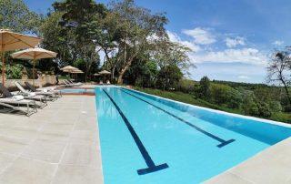 Swimming Pool at Gibb's Farm