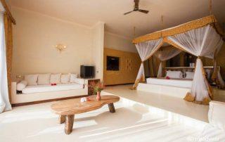 Gold Zanzibar Beach House and Spa Guest Room