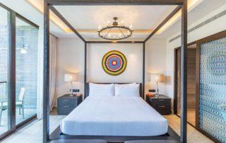 Gran Melia Arusha Bedroom