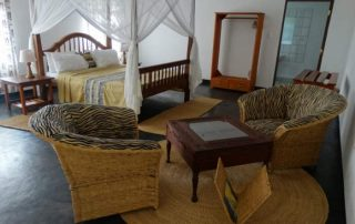 Guestroom at House of West Kili