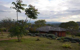 Karatu Simba Lodge Nature View