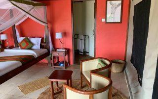Room View Karatu Simba Lodge