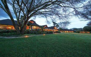 Keekorok Lodge Garden