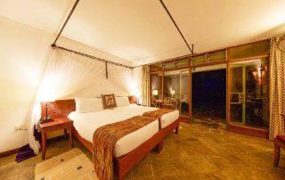 Keekorok Lodge Twin Room