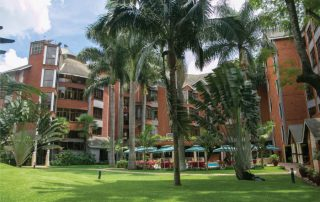 Kibo Palace Hotel Open Space
