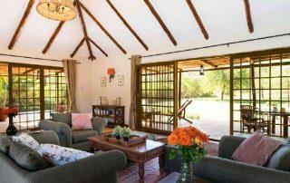 Kili Villa Living Room