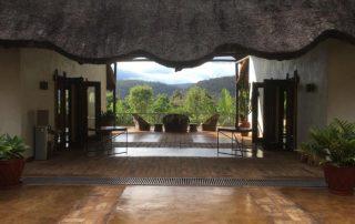 Kitela Lodge Entrance