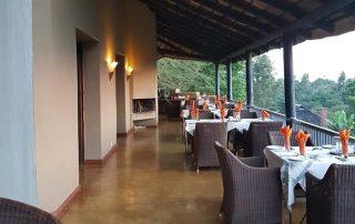 Restaurant & Dinner Settup