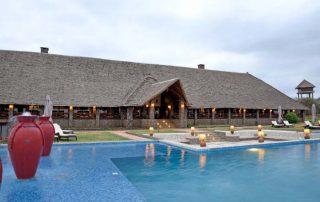 Lake Manyara Kilimamoja Lodge Main House
