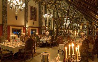 Restaurant at Lake Manyara Kilimamoja Lodge