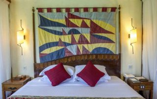 Lake Manyara Serena Double Room