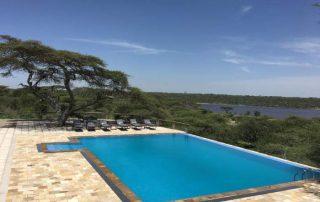 A Beautiful Swimming Pool