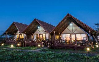 Lake Ndutu Tented Lodge