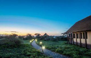Lake Ndutu Tented Lodge Exterior