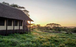 Lake Ndutu Tented Lodge Sunset
