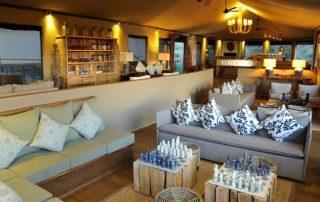 Lounge Area at Lemala Kuria Hills