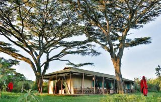 Lemala Ngorongoro Tented Camp Exterior