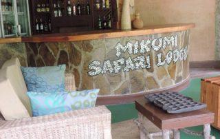 Mikumi Safari Lodge bar
