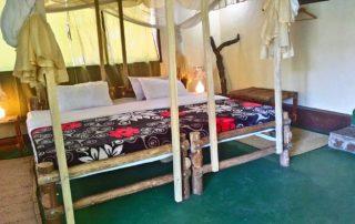 Double Room at Mikumi Safari Lodge