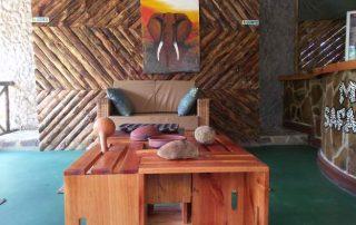 Lounge at Mikumi Safari Lodge