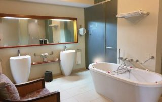 Melia Zanzibar Bathroom