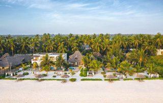 Next Paradise Boutique Resort Aerial