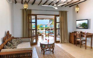 Next Paradise Boutique Resort Rooms & Balcony
