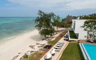 Nungwi Dreams Hotel Beach