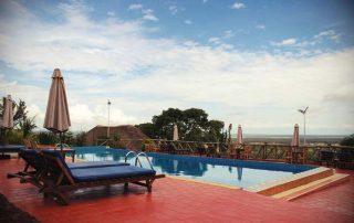 Swimming Pool at Parkview Safari Lodge