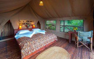 Rhotia Double Bedroom