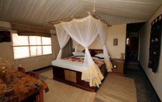 Double Bedroom at Ruaha Hilltop Lodge