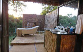 Washroom at Sable Mountain Lodge